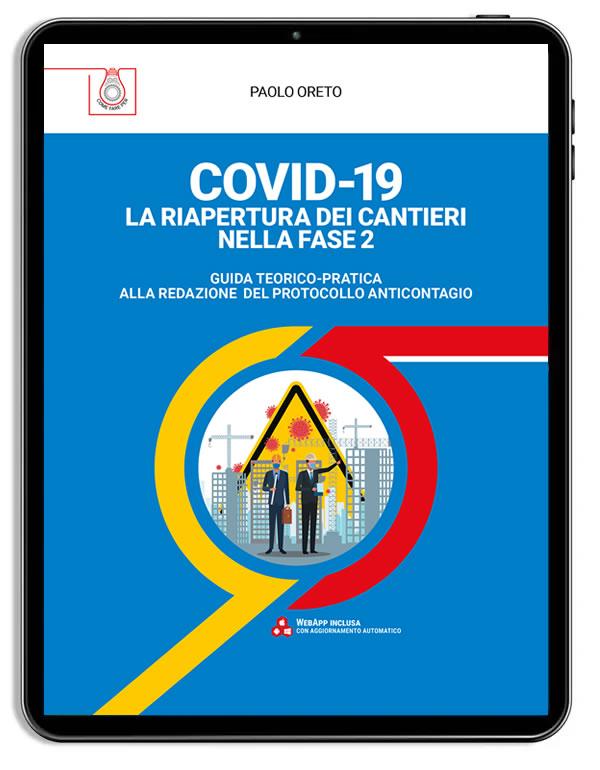 COVID-19 La riapertura dei cantieri nella fase 2