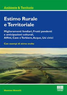 Estimo rurale e territoriale