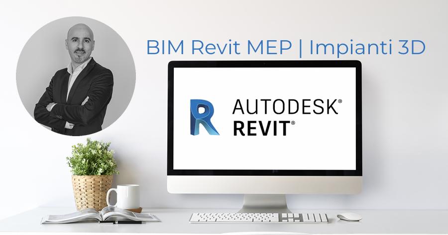 Revit MEP   Impianti 3D