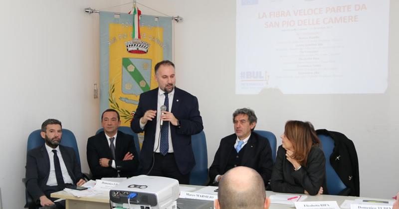 Banda ultra larga Abruzzo: entro 2 anni tutti gli interventi completati