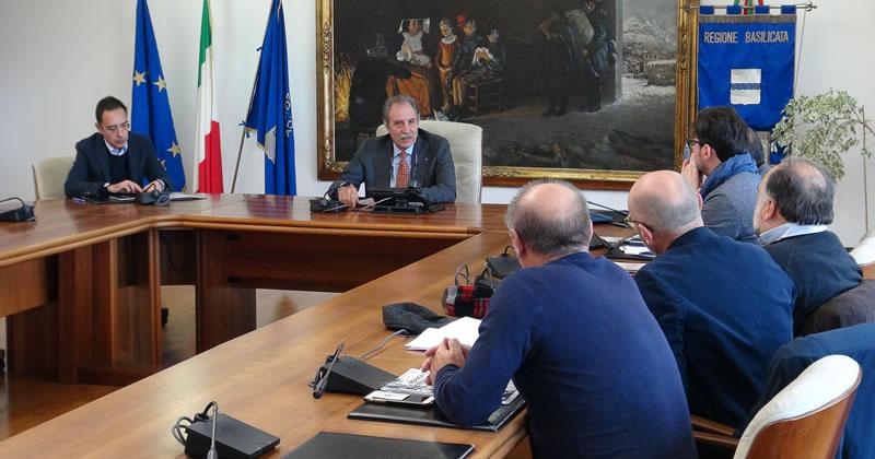 Regione Basilicata, Bardi: 'Programmazione utile a risollevare settore edile'