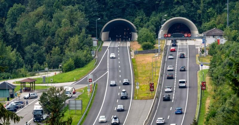 Prevenzione incendi: Circolare dei VVFF sulle gallerie stradali lunghe più di 500 metri