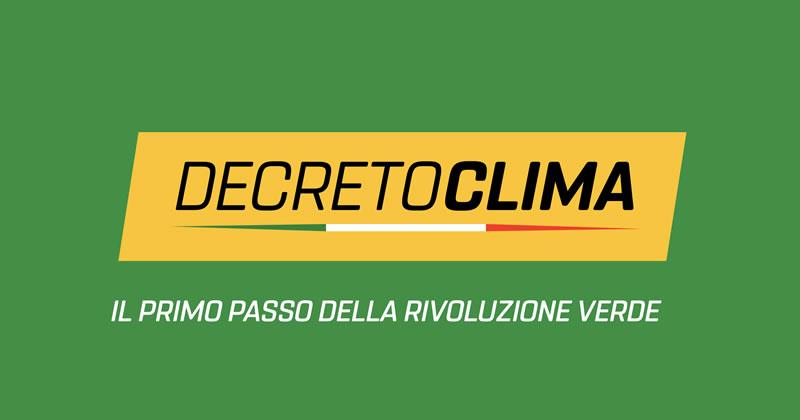 Decreto Clima, Min. Ambiente: 'Un primo importante passo per contrastare i cambiamenti climatici'