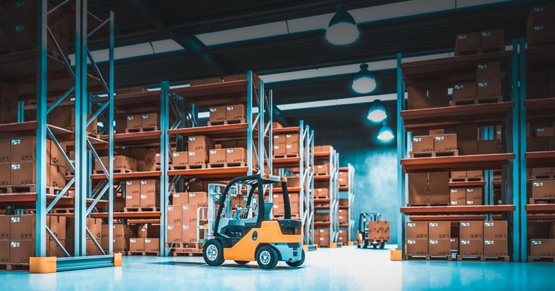 Tecnologie all'avanguardia nel settore logistico