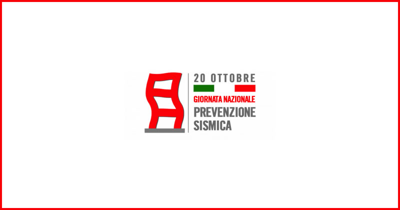 Prevenzione sismica e Sismabonus: il 20 ottobre 2019 Architetti e Ingegneri in piazza per il cittadino