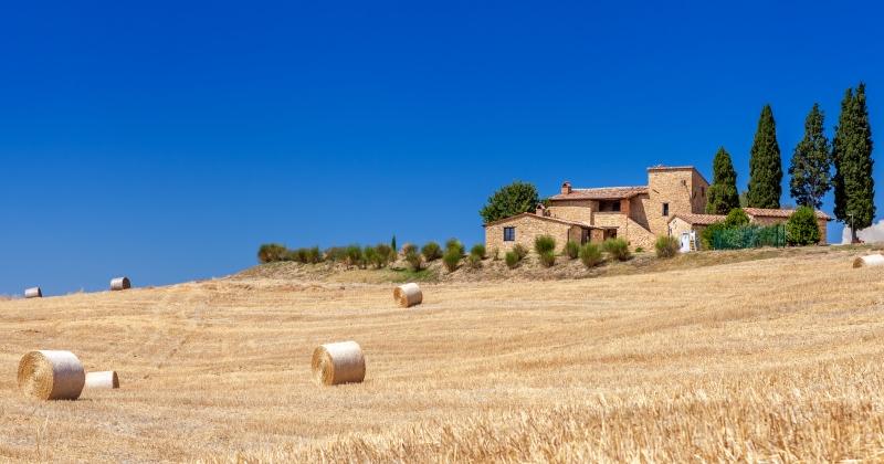 Mercato immobiliare Rustici & Casali: Un mercato ricco di fascino e potenzialità