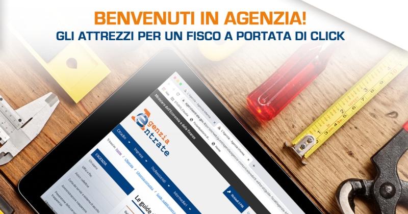 """""""Benvenuti in Agenzia"""", l'assistenza è online, al telefono o in ufficio"""