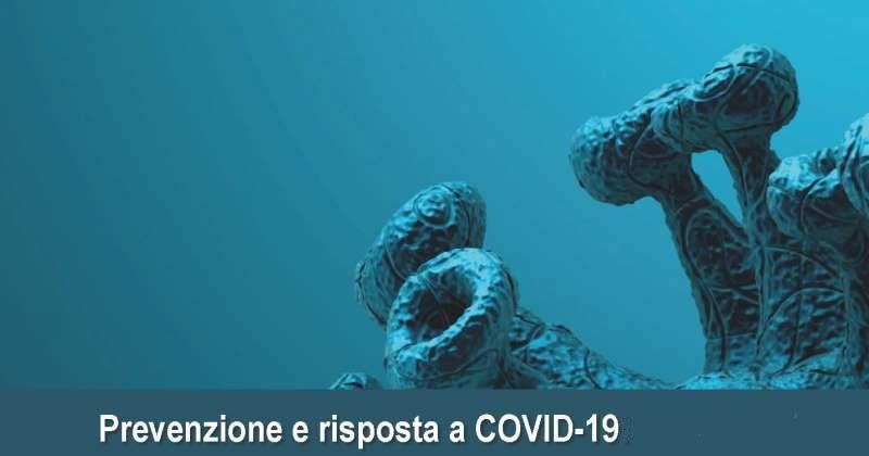 Coronavirus Covid-19: evoluzione della strategia e pianificazione nella fase di transizione per il periodo autunno-invernale