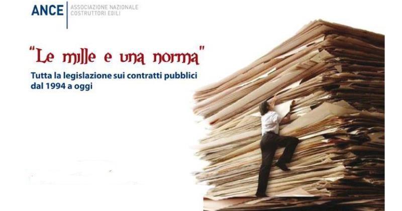 Codice dei contratti: Il caos normativo sta paralizzando cittadini e imprese