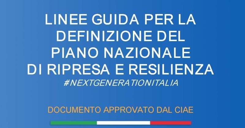 Piano nazionale di ripresa e resilienza (PNRR): Audizione dell'ANCE al Senato