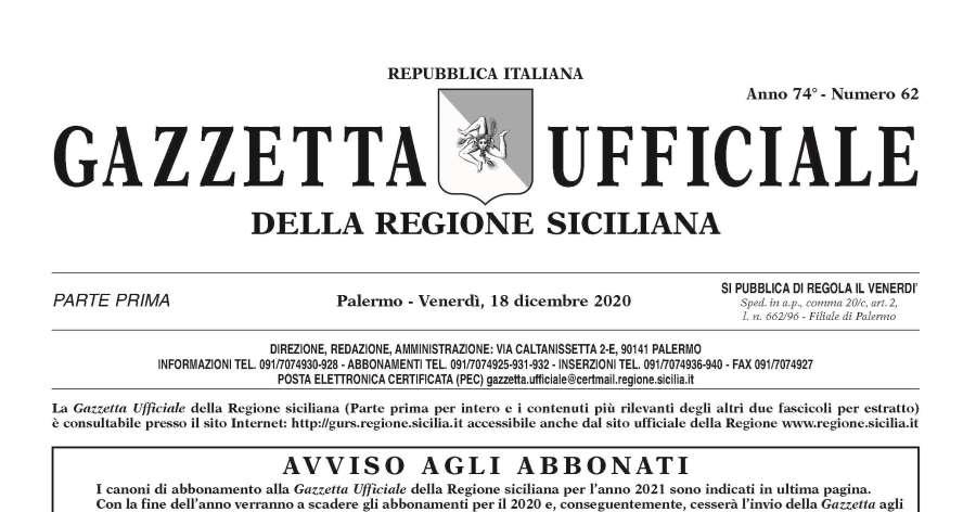 La Regione Siciliana recepisce le Linee guida per la certificazione energetica degli edifici