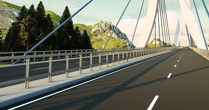 Dalla ricerca e innovazione di SMA Road Safety nasce Andromeda: la prima light smart barrier disponibile sul mercato