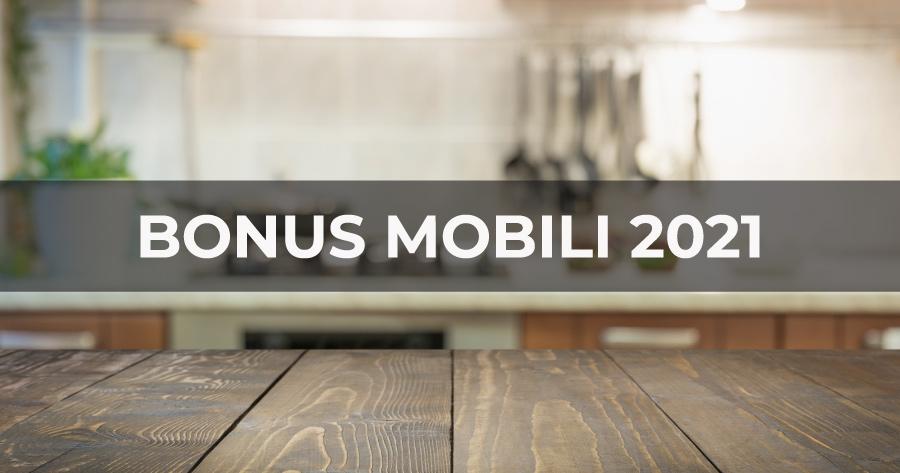 Bonus Mobili 2021: limite di spesa innalzato a 16.000 euro