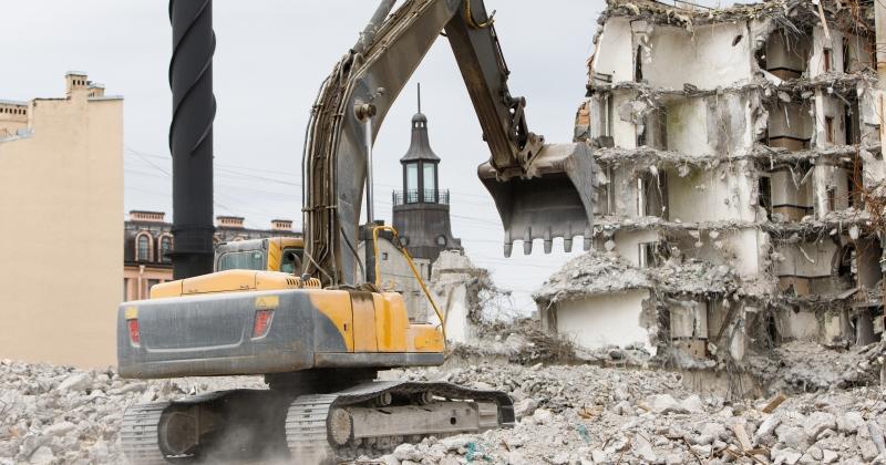 Decreto Semplificazioni: La demolizione di opere abusive trova un nuovo art. 41 nel DPR 380