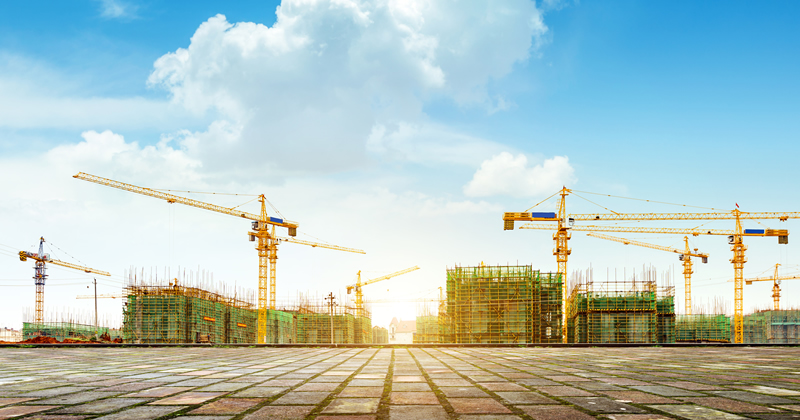 Emergenza Covid-19, imprese e sindacati UE: 'Riaprire rapidamente i cantieri edili'