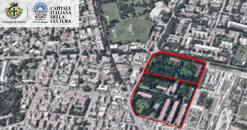 Concorso di progettazione in due gradi per il nuovo complesso scolastico 'Scuola nel parco'