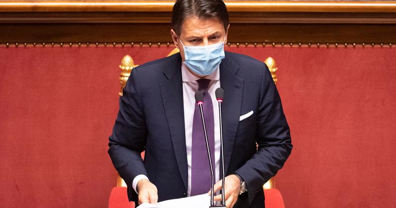 Ultime notizie Coronavirus: il discorso del Premier Conte alla Camera, in arrivo un nuovo DPCM