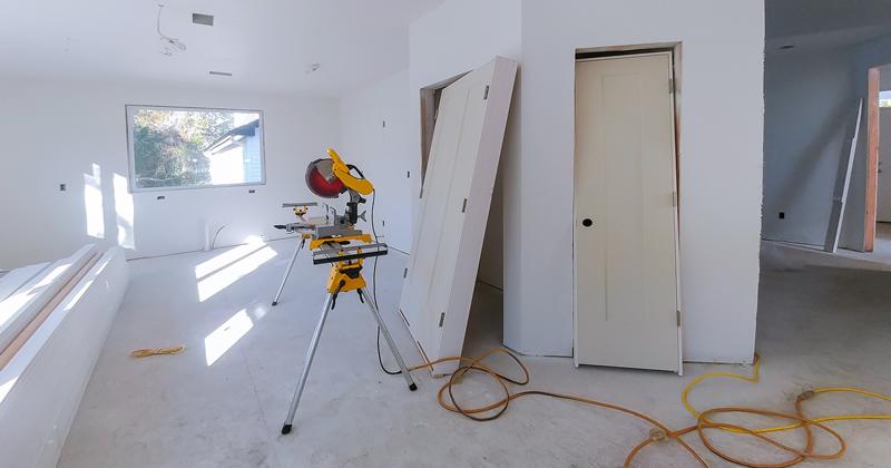 Emergenza Covid-19 e cantieri privati: quando sarà possibile ristrutturare l'appartamento?