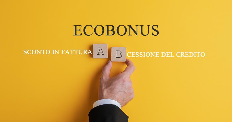 Ecobonus, sconto in fattura e cessione del credito: cosa si fa in caso di errore nella comunicazione all'Agenzia delle Entrate?