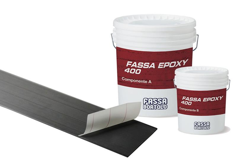 Fassa Bortolo - Fassa Epoxy 200 Componente A