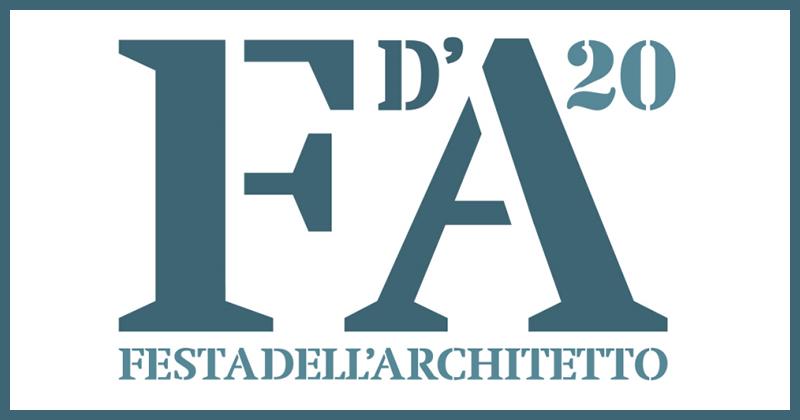 Festa dell'Architetto: candidature fino al 15 ottobre 2020