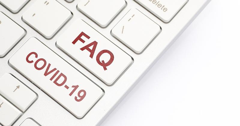 Emergenza Covid-19: aggiornate le FAQ del Ministero della Salute
