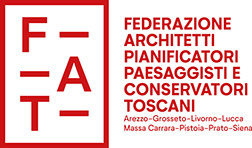 LOgo Federazione Architetti Toscani