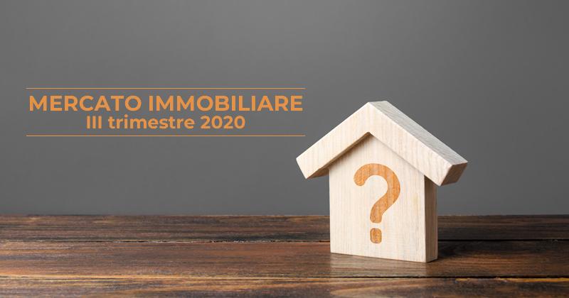 Mercato immobiliare (residenziale e non): i report dell'Agenzia delle Entrate con i dati di luglio-settembre 2020