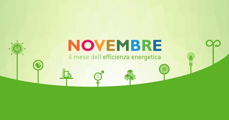 Enea e Italia in Classe A: novembre mese dell'efficienza energetica