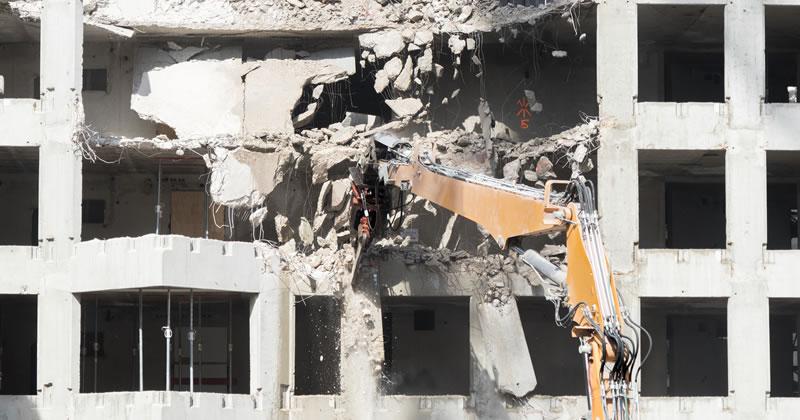 Demolizione opere abusive: Un comunicato del MIT con i riferimenti relativi al Responsabile del procedimento