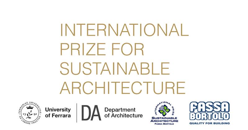 XIV Edizione del Premio Internazionale Architettura Sostenibile Fassa Bortolo - opere realizzate