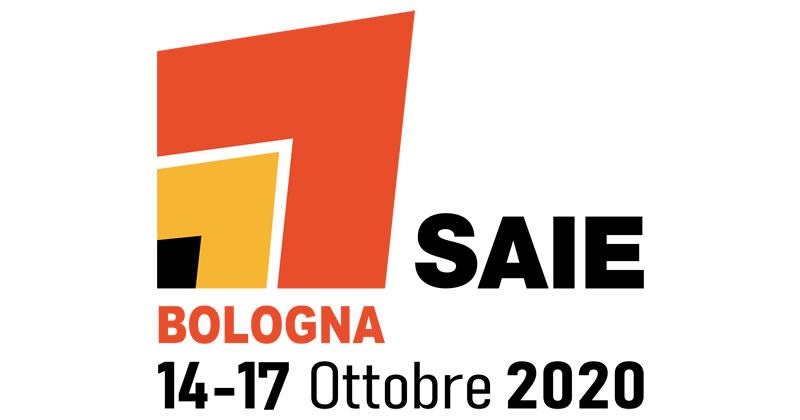 SAIE 2020: BolognaFiere 14 -17 OTTOBRE 2020