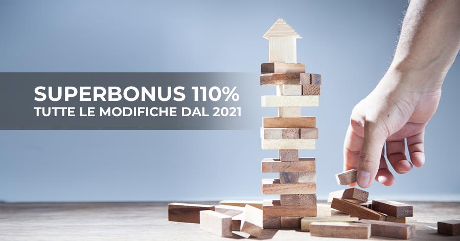 Superbonus 110%: tutte le modifiche alle detrazioni fiscali del Decreto Rilancio