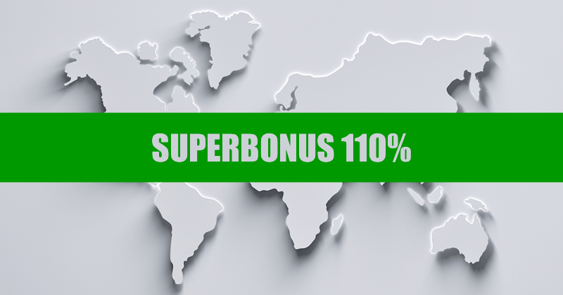 Superbonus 110%: opzioni alternative per non residenti e incapienti
