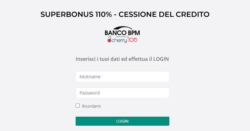 Superbonus 110%: nuova piattaforma per la cessione del credito delle detrazioni fiscali del Decreto Rilancio