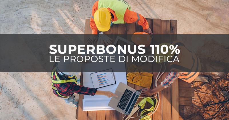 Superbonus 110% e Legge di Bilancio: proposta proroga al 2025 e asseverazione di conformità urbanistica-edilizia