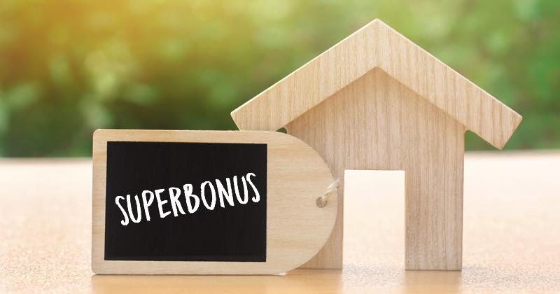 Superbonus 110%: dall'Agenzia delle Entrate restrizioni all'ambito oggettivo delle detrazioni fiscali