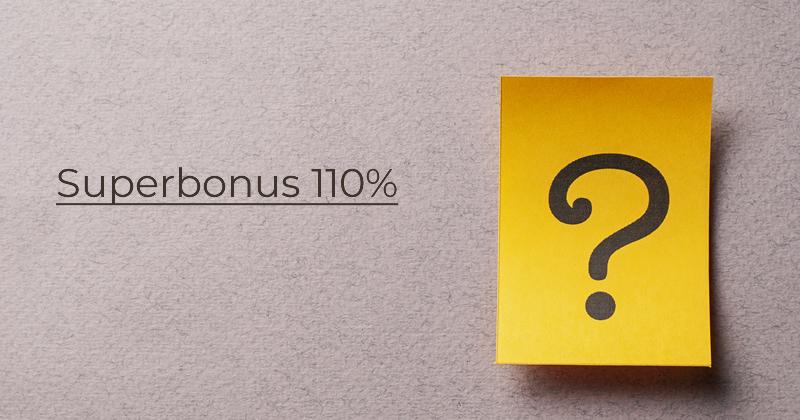 Superbonus 110%: piovono le offerte per le diagnosi energetiche