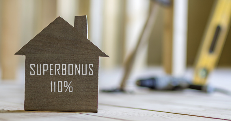 Superbonus 110%: le spese per le quali spettano le detrazioni fiscali Ecobonus e Sismabonus