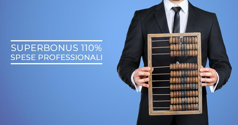Superbonus 110%: le prestazioni professionali sono sempre spese detraibili?