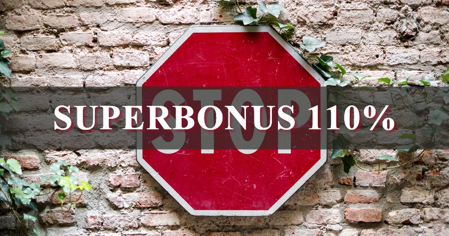 Proroga Superbonus 110% bloccata dal MEF