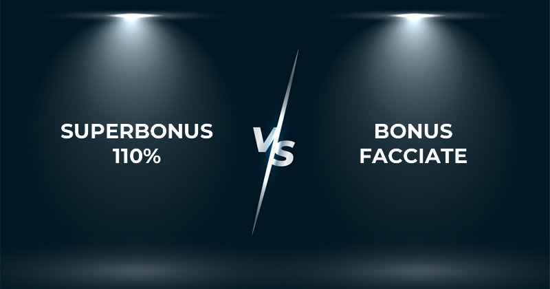 Superbonus 110% e Bonus Facciate: in caso di isolamento termico a cappotto, quale scegliere?