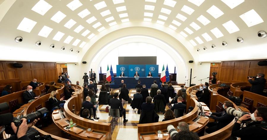 Consiglio dei Ministri: Approvato il Decreto Sostegni