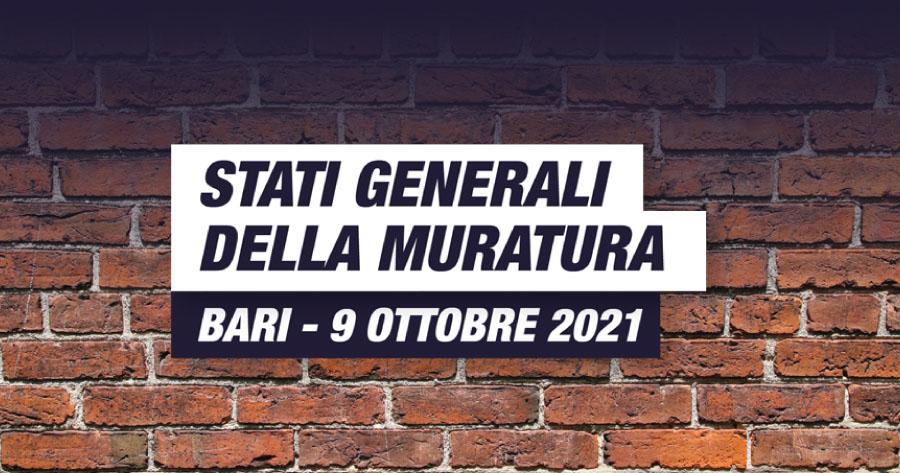 """Soft.Lab presenta gli """"Stati Generali della Muratura"""""""