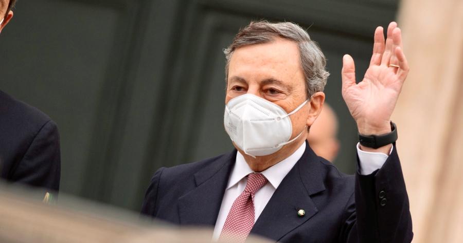 Gli interventi di Mario Draghi dal 3 febbraio