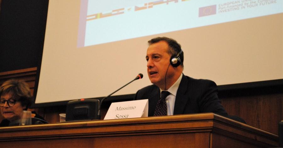 Massimo Sessa Presidente del Consiglio Superiore dei Lavori Pubblici