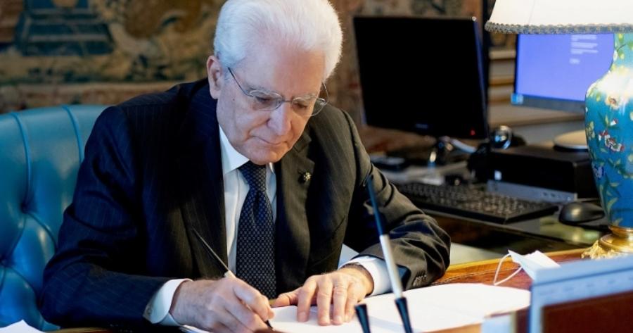Lettera ai Presidenti Casellati, Fico e Draghi in materia di decreti legge