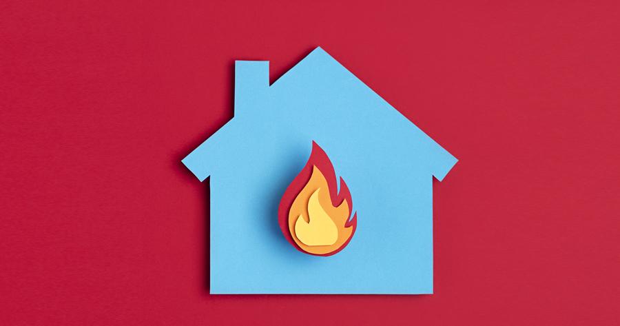 Prevenzione incendi: tutte le Disposizioni penali e sanzioni previste dal D.Lgs. n. 81/2008