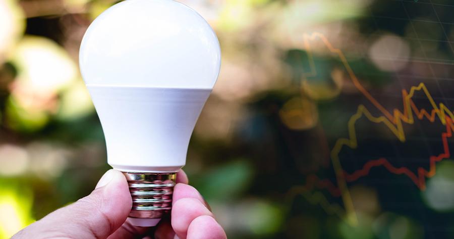 Bolletta elettrica +40%: aumento a fine 2021