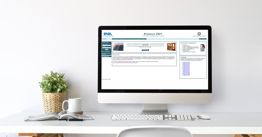Ecobonus, Bonus facciate e Bonus Casa: online i portali 2021 Enea